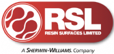 RSL Resin Surfaces